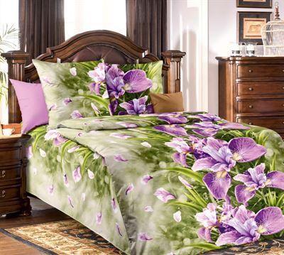 Holey Quilt obliečky Bavlna Iris 140x200, 70x90cm