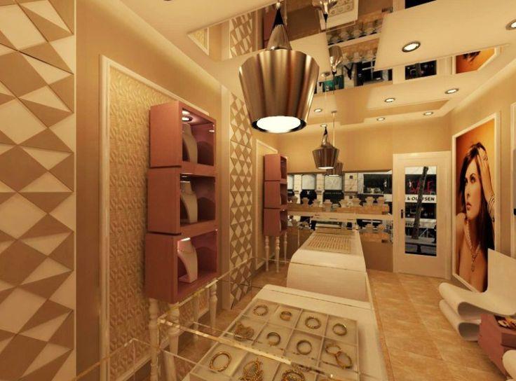 Jewelry Design, jewelry decoration , jewelry interior design (12)