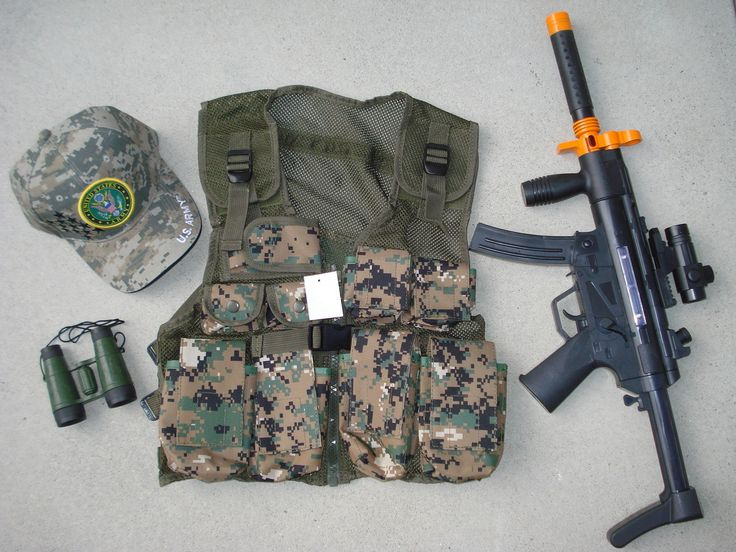 Pin By Toygunzone Cool Toys On Army Combat Vest Sets