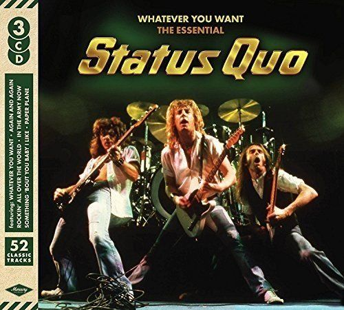 Reviews roundup – Status Quo vs. Tarja vs. Adrenalize vs. Hugh Priestwood vs. Jump For Joy STATUS QUO Whatever You Want: The Essential Status Quo UMC Well it has been a year since The Definit…