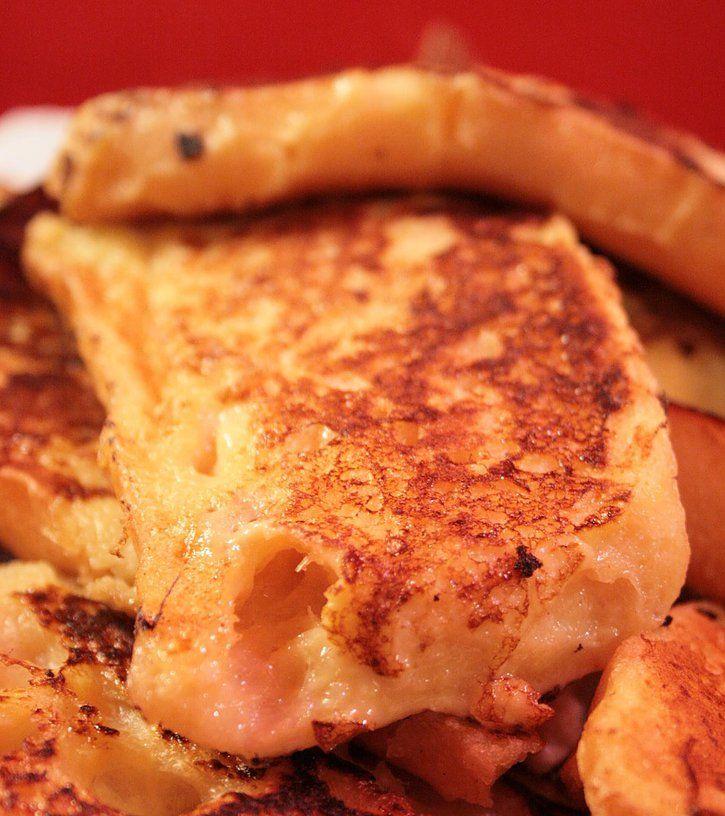 Le pain perdu - La Cocotte Fastoche