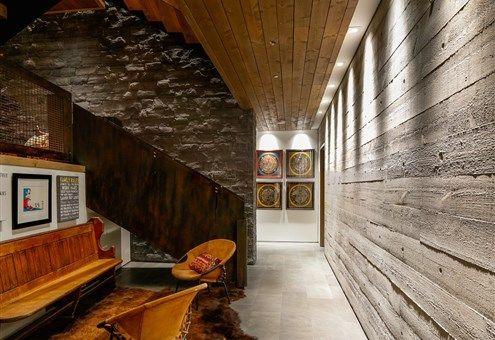 Hakwood flooring - European oak - HV666 - Bespoke - Classical - Ancient Ceders Residence - Canada