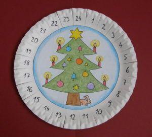 Adventný kalendár - tvoríme s deťmi