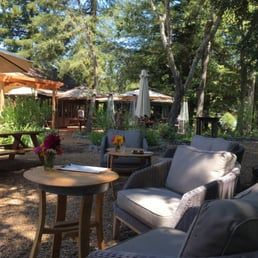 Russian River Vineyards - Forestville, CA, United States. Outdoor tasting room. Seated and amazing. Pinots, great!