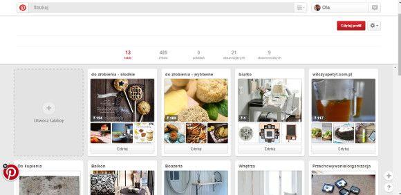 Co to jest Pinterest i dlaczego jest mi niezbędny?