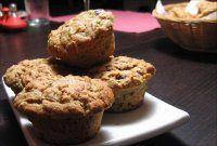 Muffins aux tomates vertes