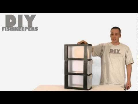 Cheap and Easy DIY Aquarium filter