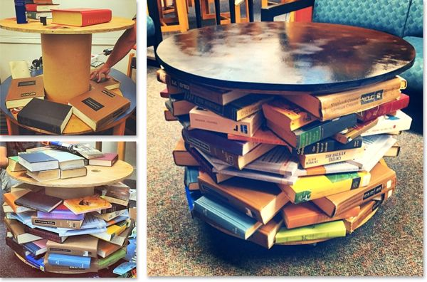 A lot of imagination, a little elbow grease, and the right tools can yield dramatic results like these. More Thrifty School Library Design Tips | School Library Journal