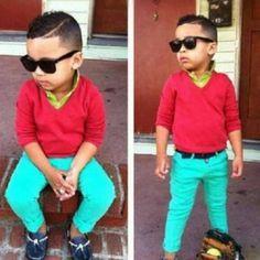 Haircuts Little Black Boys