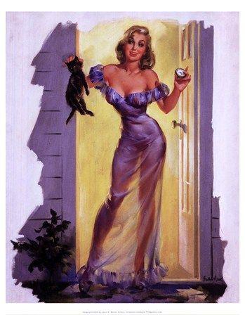Image result for pin up artist stevenson