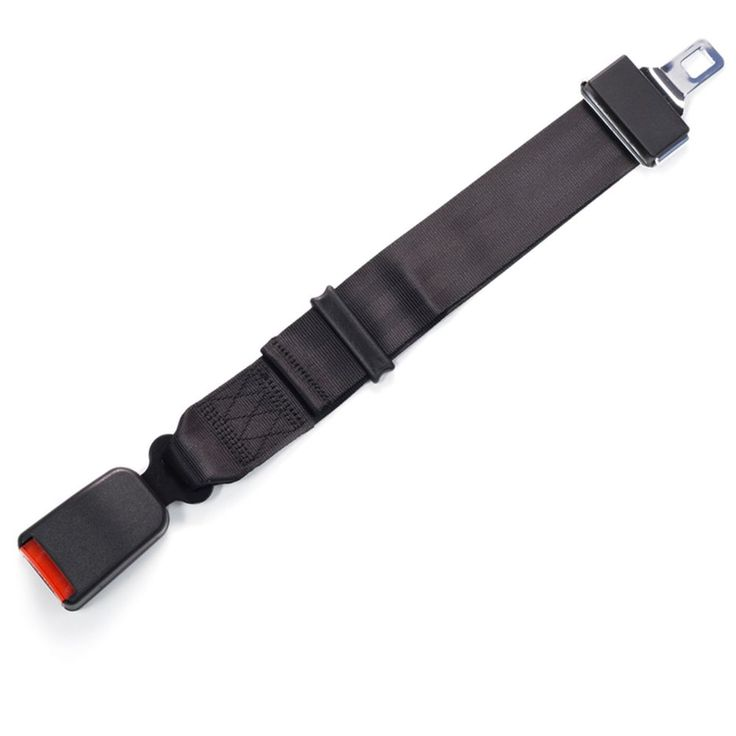 "Adjustable Car Seat Belt Extender 11-26"" Type A - E4 SAFETY CERTIFIED US, NO TAX"