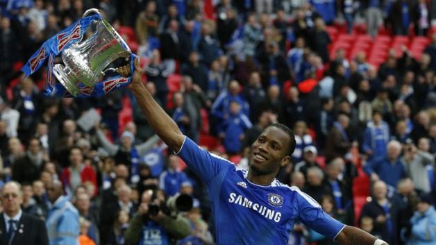 #Chelsea : #Drogba élu meilleur joueur de l'histoire du club