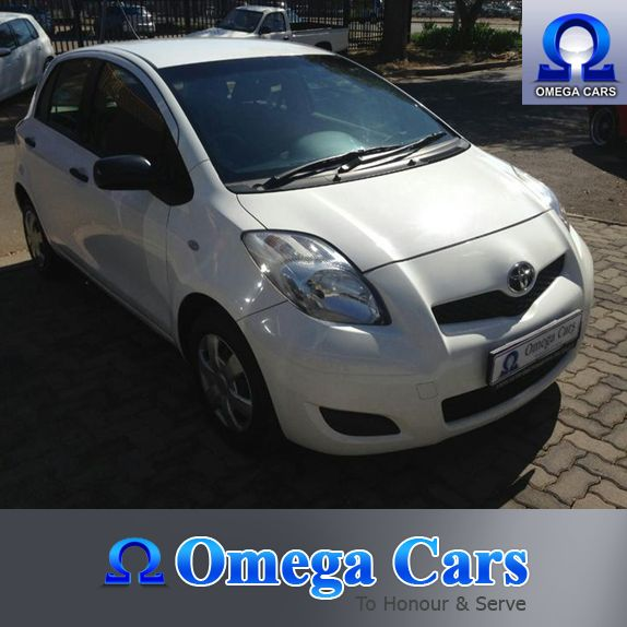 2011 TOYOTA YARIS ZEN3 1.3 PLUS 5-DOOR AT - 100621km R99 900-00