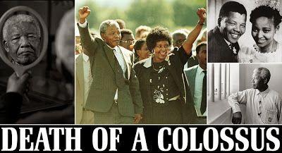 Bekas Presiden Afrika Selatan, Nelson Mandela meninggal dunia