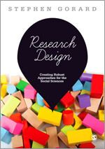 """Stephen Gorard_Research Design: Creating Robust Approaches for the Social Sciences """"This book discusses the nature of design; gives an introduction to design notation; offers a flexible approach to new designs; looks at a range of standard design models; and presents craft tips for real-life problems and compromises. Most importantly, it provides the rationale for preferring one design over another within any given context"""""""