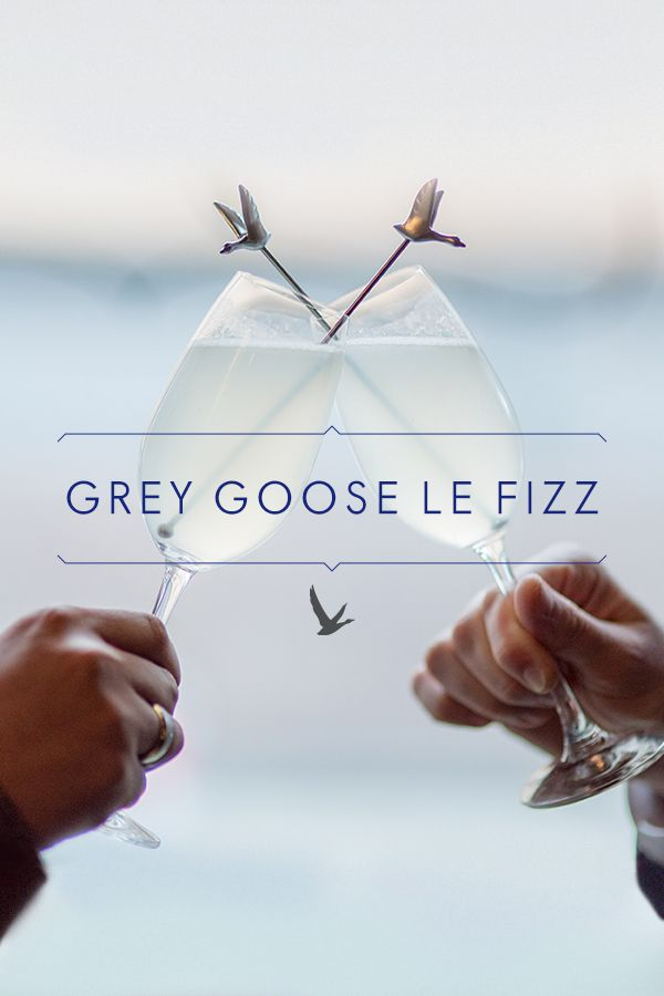 Put down the bubbly, and pick up a cocktail that's meant for toasting Hollywood. Pour 1 ½ Parts GREY GOOSE® Vodka, 1 Part St-Germain Elderflower Liqueur and ¾ Part Fresh Lime Juice into a cocktail shaker. Shake over ice and double straight into a chilled flute. Top with 2 Parts Chilled Soda Water.
