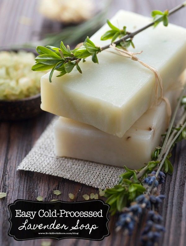 how to make cold processed seaweed soap