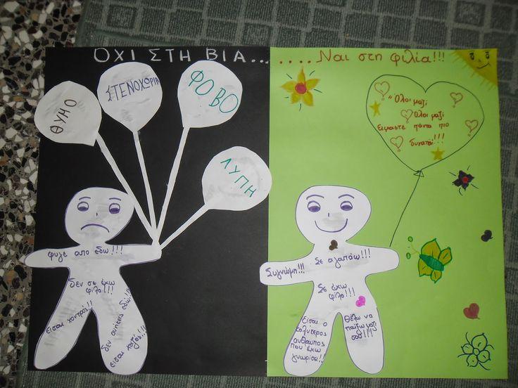 Της Τάξης και της Πράξης: Ενδοσχολική βία και Εκφοβισμός