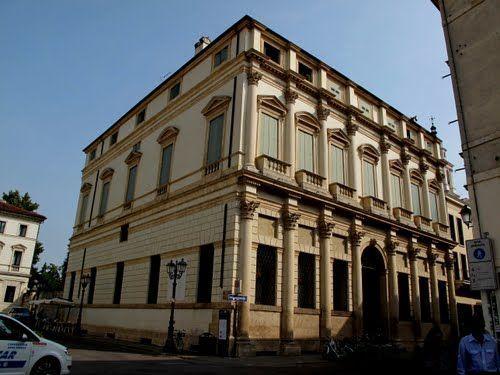 Andrea Palladio - Palazzo Thiene
