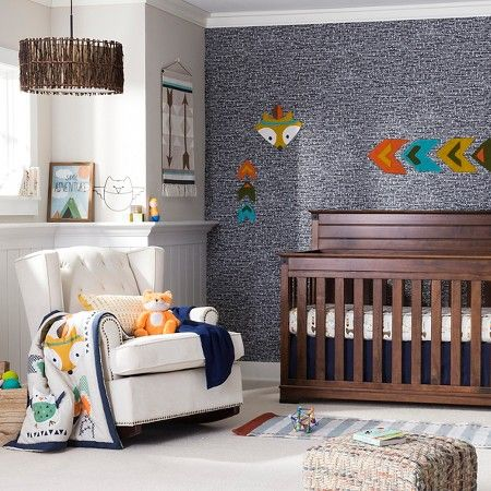 Little Love by NoJo® Aztec 5pc Crib Bedding Set : Target