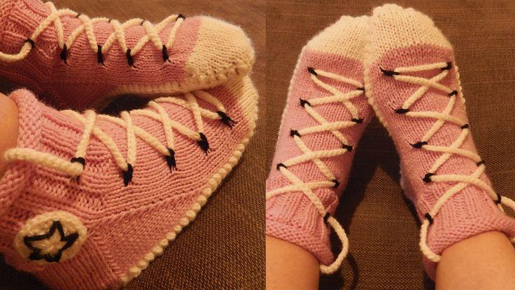 Wool Socks by BiBaPienokainen on Etsy