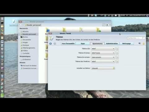 Popular Theme Windows et pour Ubuntu pour les fanatiques de windows et retrouvez le sur linux sauf que c est cent fois plus rapide et plus fluide