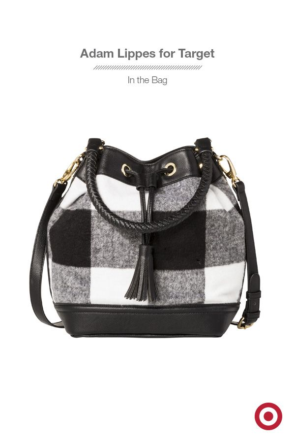 buy mens clothes online Bucket bags are a wardrobe staple  and this one from Adam Lippes for Target is a fall must have  Featuring a soft buffalo check  it  s sized to be functional  but also so stylish  it will go with both neutrals and bold colors  and more than earn its keep in your accessories wardrobe  Ready for the rest of the collection  It  39 s available now