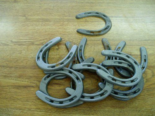 Horseshoes for DYI western wedding crafts
