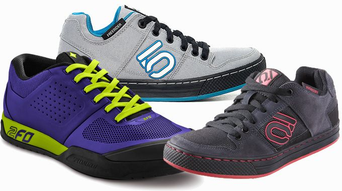 new women's 2015 flat pedal mtb shoes. Now we just need them to make a pair without leather