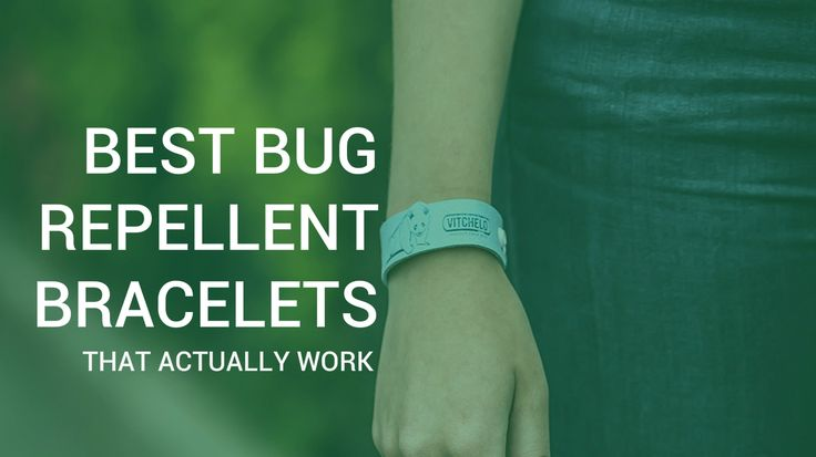 Here is a list of the best mosquito repellent bands and bracelets on the market that are made from natural ingredients and will protect you against mosquitoes