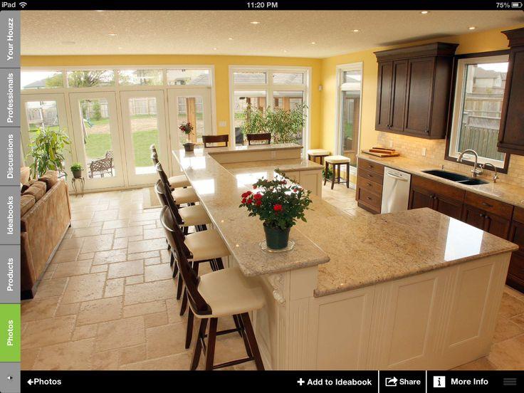 Houzz Kitchen...floors