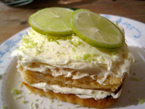 Mrs Post S Lemon Drizzle Cake Recipe