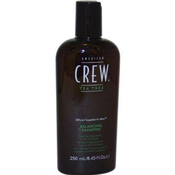 American Crew Tea Tree Shampoo, 8.45-ounce