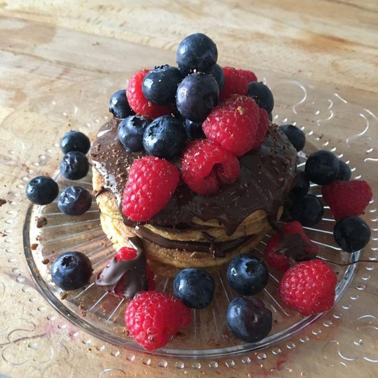 Pancake Paleo ricetta base | Paleo Sisters