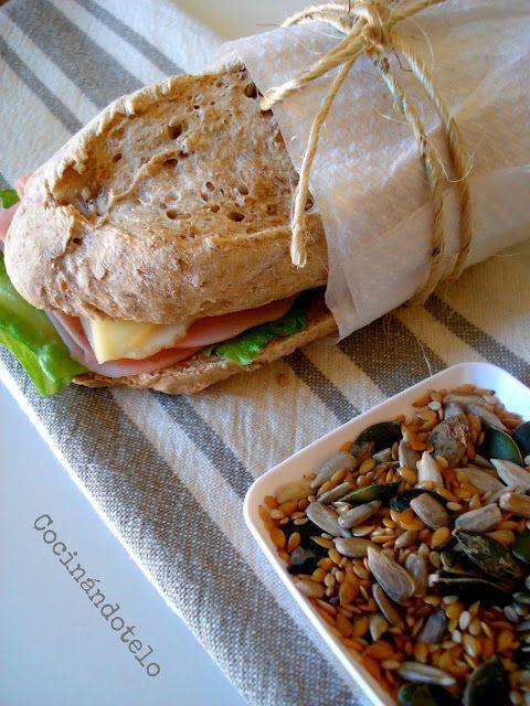 Cocinándotelo: Masas y panes