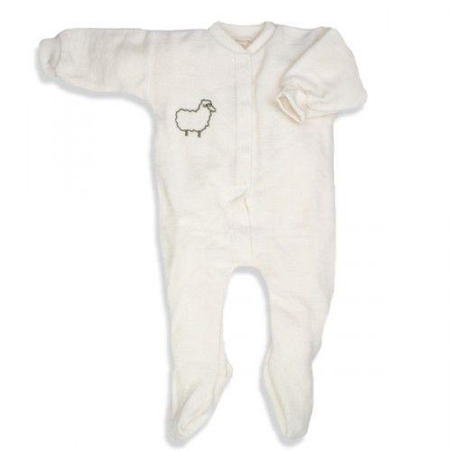 Uld sparkedragt/ natdragt - Baby og børnetøj