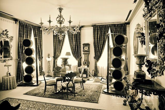 Mono and Stereo High-End Audio Magazine: SOULSONIC HOLOGRAMM-X SPEAKERS VIDEO