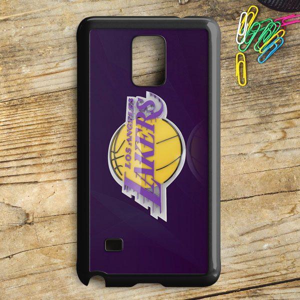 La Lakers Los Angeles Basketball Nba Samsung Galaxy Note 5 Case   armeyla.com