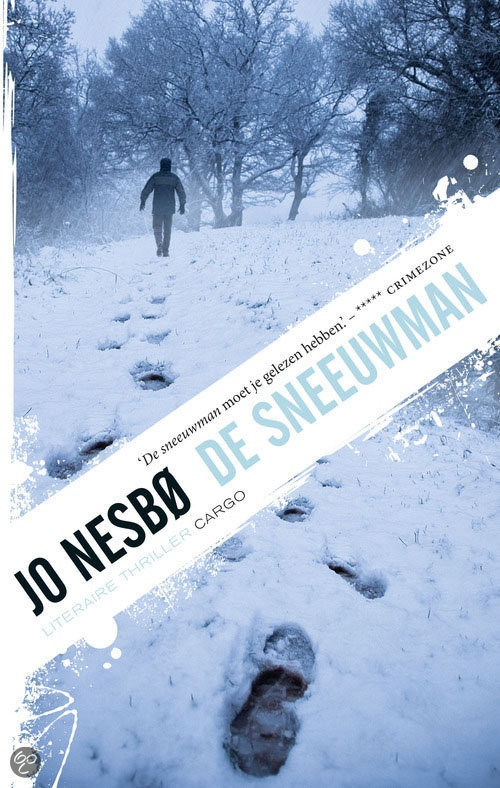 Sneeuwman - Jo Nesbo.