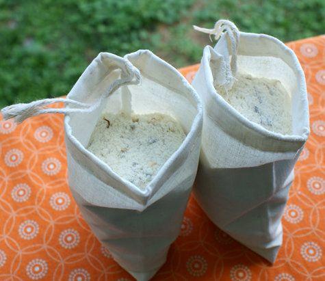 DIY Natural Milk Bath Recipe - Organic Bath and Beauty DIY Craft Project