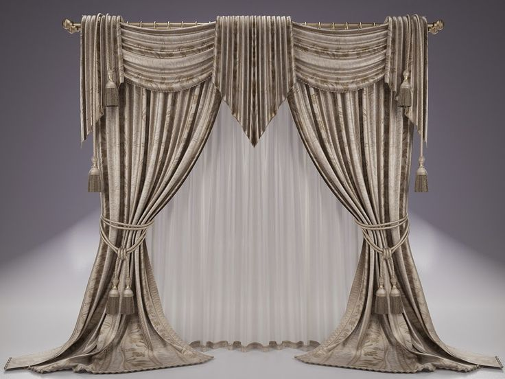 Top Ideas For Classic Curtains Style In Interior, #Classic #curtains And  #drapes