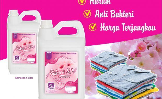 Jual Parfum Laundry Kimia Rumah Tangga Surga Pewangi Laundry