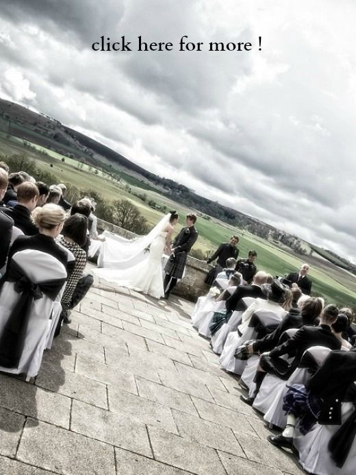 Get A Massive Off Champagne If You Book Your Wedding At The Fantastic Kinnettles Castle In Dundee Just Mention BRIDEA