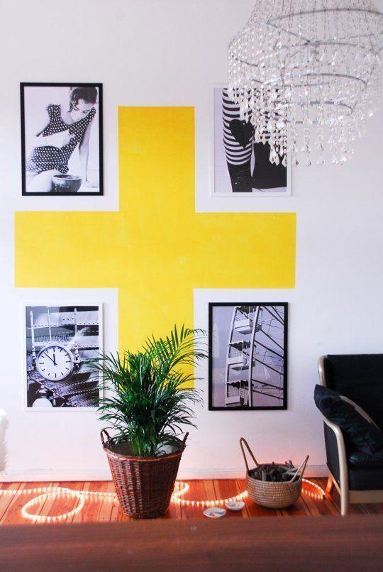 El amarillo en tus paredes   Servicolor