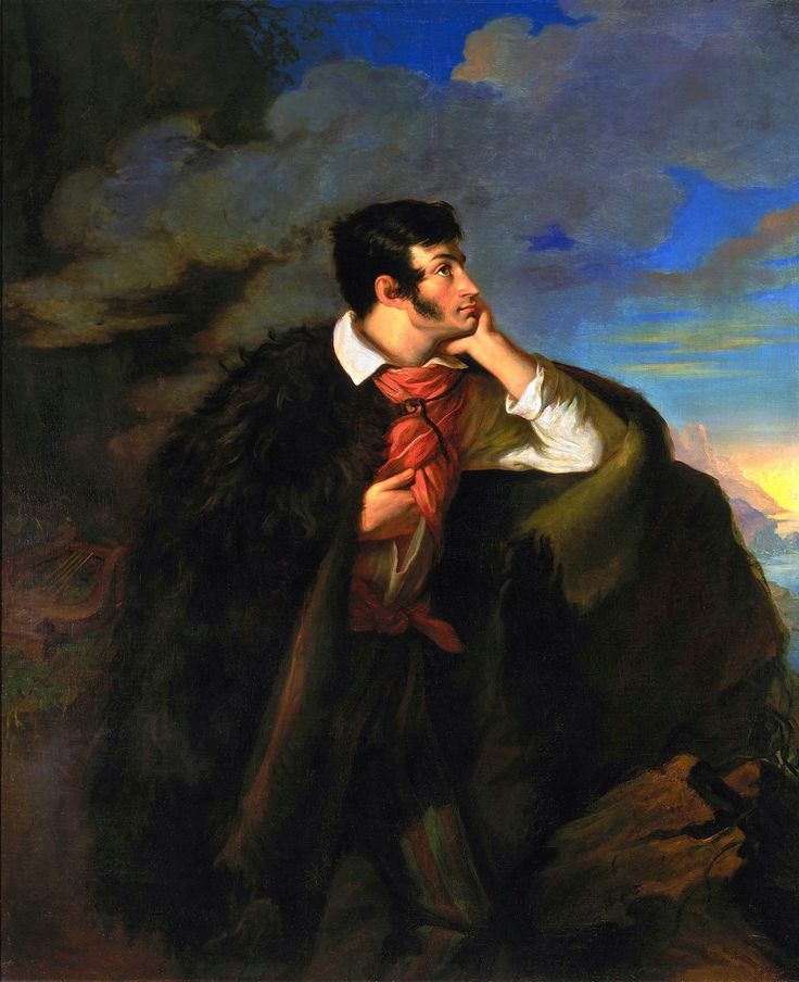 Adam Mickiewicz, polish poet