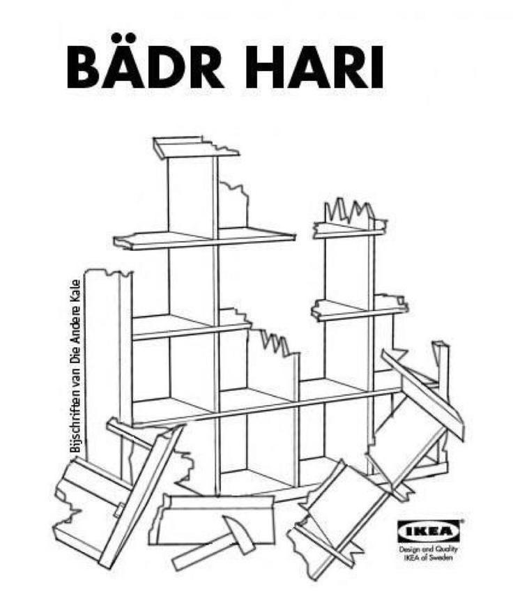 Badr Hari x IKEA