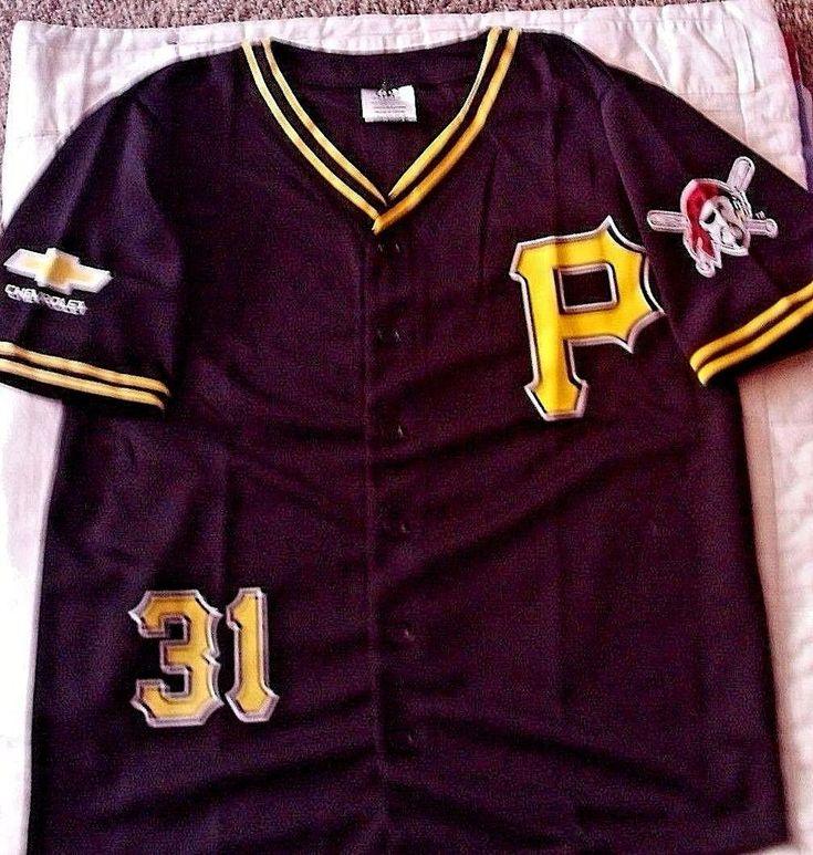 MLB Pittsburgh Pirates Baseball Jersey - Tabata #31 - Size Youth XL #AssociatedPremiumCorporation #PittsburghPirates