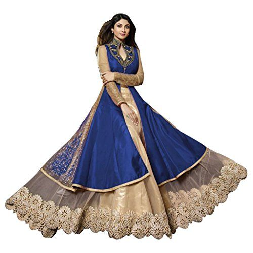 Ethnic Empire Designer Blue Banglori Silk Embroidery Dres... http://www.amazon.in/dp/B01MQWTDBB/ref=cm_sw_r_pi_dp_x_OJnCyb10VC5EY  Anarkali suit , lehenga choli, wedding collection , party wear dress, saree Intreating people direct buy from trusted online company amazon.in  Cod + prepaid both option available, Easy return policy http://www.amazon.in/s?marketplaceID=A21TJRUUN4KGV&me=AG7ZL3P7S4D28&merchant=AG7ZL3P7S4D28&redirect=true