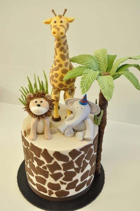 Jungle Cake!