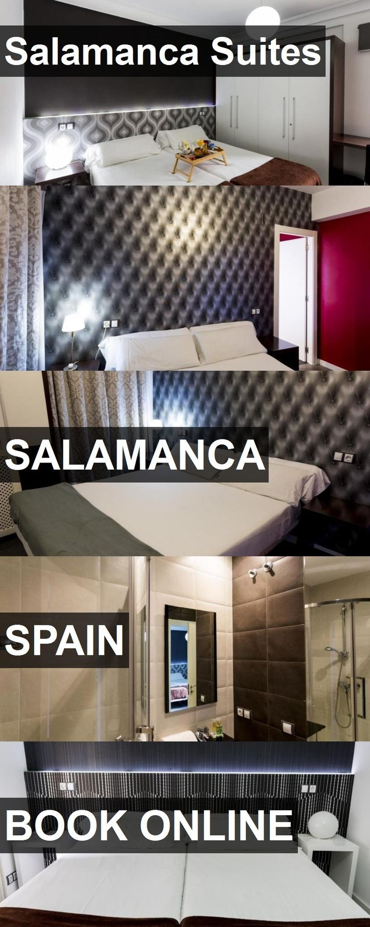 Hotel Salamanca Suites in Salamanca, Spain. For more information, photos, reviews and best prices please follow the link. #Spain #Salamanca #SalamancaSuites #hotel #travel #vacation